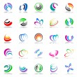 Design elements set. — Stock Vector #60006877