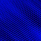 Abstract blue textured background with 3D effect. — Stock Photo