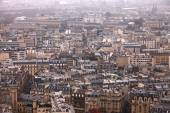 Vue sur paris — Photo