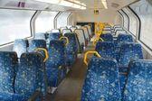 Interno del treno — Foto Stock