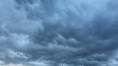 嵐の雲 — ストックビデオ