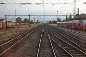 Railway — Stockfoto