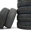 Tyre sets — Stock Photo #60481957