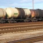 Freight Train — Stock Photo #66351505