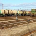 Freight Train — Stock Photo #70162307