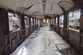 Abandoned Carriage — Stock Photo