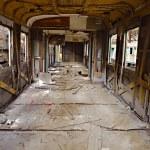 Abandoned Carriage — Stock Photo #71303579