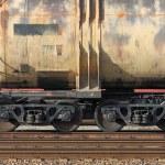 Freight Train — Stock Photo #72962217