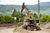 Old Dozer — Stock Photo