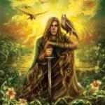 Постер, плакат: Wanderer fantasy