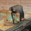 Bench vise — Stock Photo #56153323