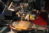 Microelectronic industry — Stock Photo