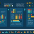 Travel Infographic Template. — Stock vektor #56186517