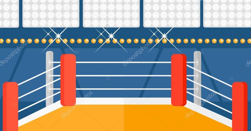 Fondo De Ring De Boxeo Archivo Im 225 Genes Vectoriales