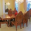 Dining Room — Stock Photo #70015015
