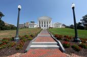 Virginia State Capitol Building — Stock Photo