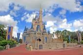 Magic Kingdom Castle — Stock Photo
