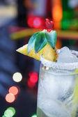 Ananasový koktejl — Stock fotografie