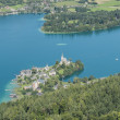 View of Lake Worthersee — Stock Photo #52808837