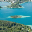View of Lake Worthersee — Stock Photo #52811393