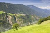 Organic Agriculture in South Tyrol  — Stock Photo