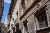 Rua velha de Palma de Maiorca — Fotografia Stock