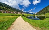 Trentino - Val di Sole — Stock Photo