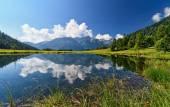 Covel Lake - Trentino, Italy — Stock Photo