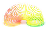 Slinky Spring — Stock Photo