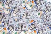 New 100 dollar bill — Stock Photo