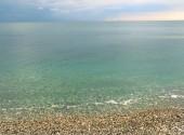 Calm on the sea. — Stock Photo