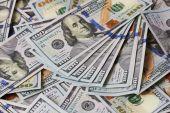 Background dollars — Stock Photo