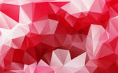 Vector polygon background — Wektor stockowy