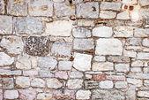Vintage stein ziegel-wand-hintergrund — Stockfoto