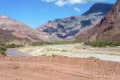 Quebrada de las Conchas, Salta, northern Argentina — Stock Photo
