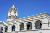 The Salta Cabildo in Salta, Argentina — Stock Photo