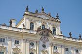 Archbishop Palace near Prague Castle — Zdjęcie stockowe