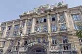 Liszt Ferenc hudební akademii Budapešti, Maďarsko — Stock fotografie