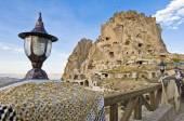 Nevsehir mountain in Turkey — Stock Photo