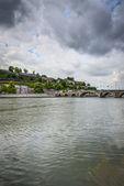 Jambes Bridge in Namur, Belgium — Stock Photo