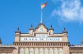 Las Ventas Bullring in Madrid, Spain. — Stock Photo