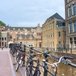 Bicycle in Amsterdam, Netherlands. — Stock Photo #61826903