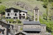 Sant Climent church at Pal, Andorra — Stock Photo