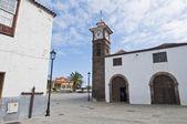 San Juan de la Rambla church. — Stock Photo