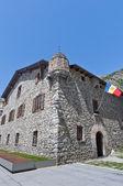 The Casa de la Vall at Andoorra-La-Vella — Stockfoto