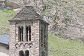 Sant Climent church at Pal, Andorra — Stockfoto