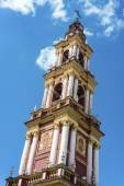 San Francisco in the city of Salta, Argentina — Stock Photo