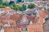 Eski belediye binası içinde esslingen am nechar, Almanya — Stok fotoğraf