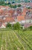 Altes rathaus in esslingen am nechar, deutschland — Stockfoto