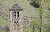 Sant Climent church at Pal, Andorra — 图库照片